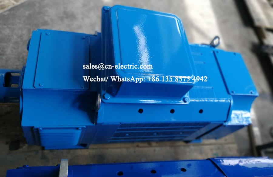 DC Motors, Variable frequency Inverter AC Motors were