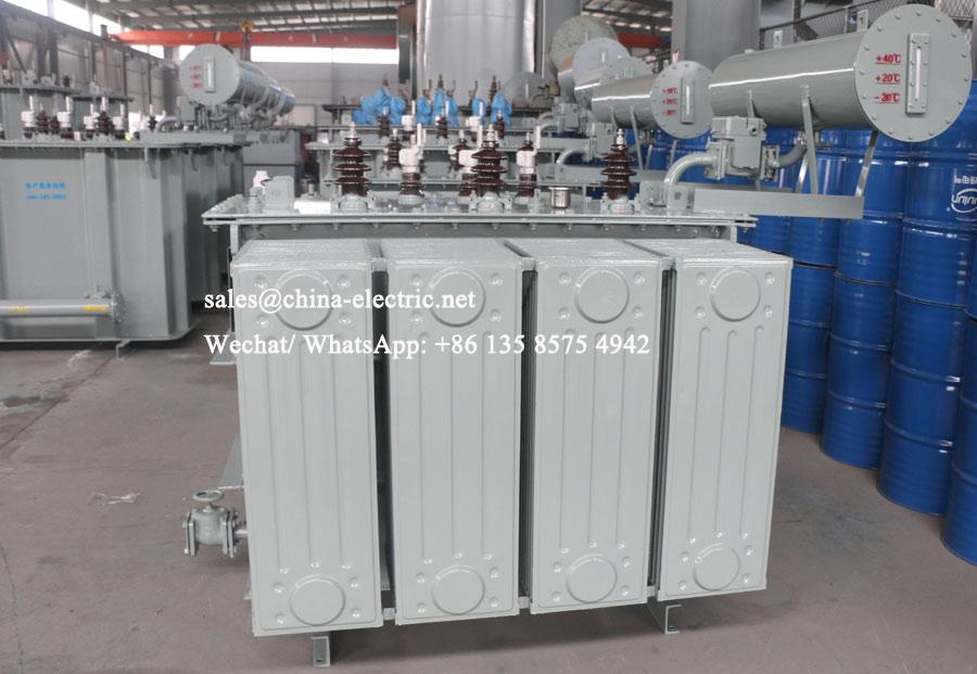 2250kva rectifier transformer-China Electric (Shanghai) Co